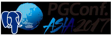 PGConf.ASIA 2017